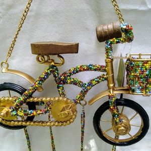 Bells Bicycle Windchimes Mobile